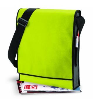 FES Vertical Messenger Bag